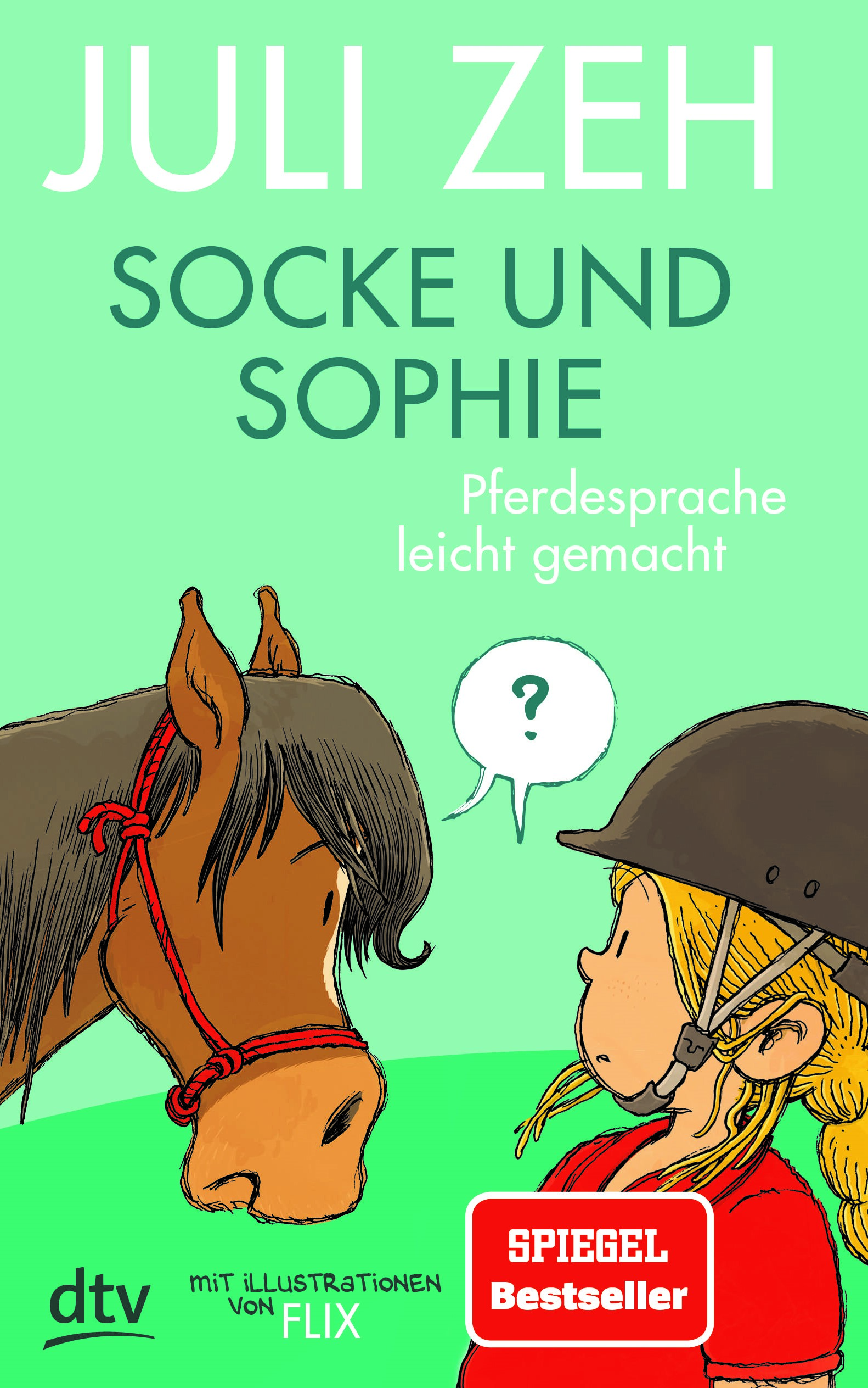 Juli-Zeh-Socke