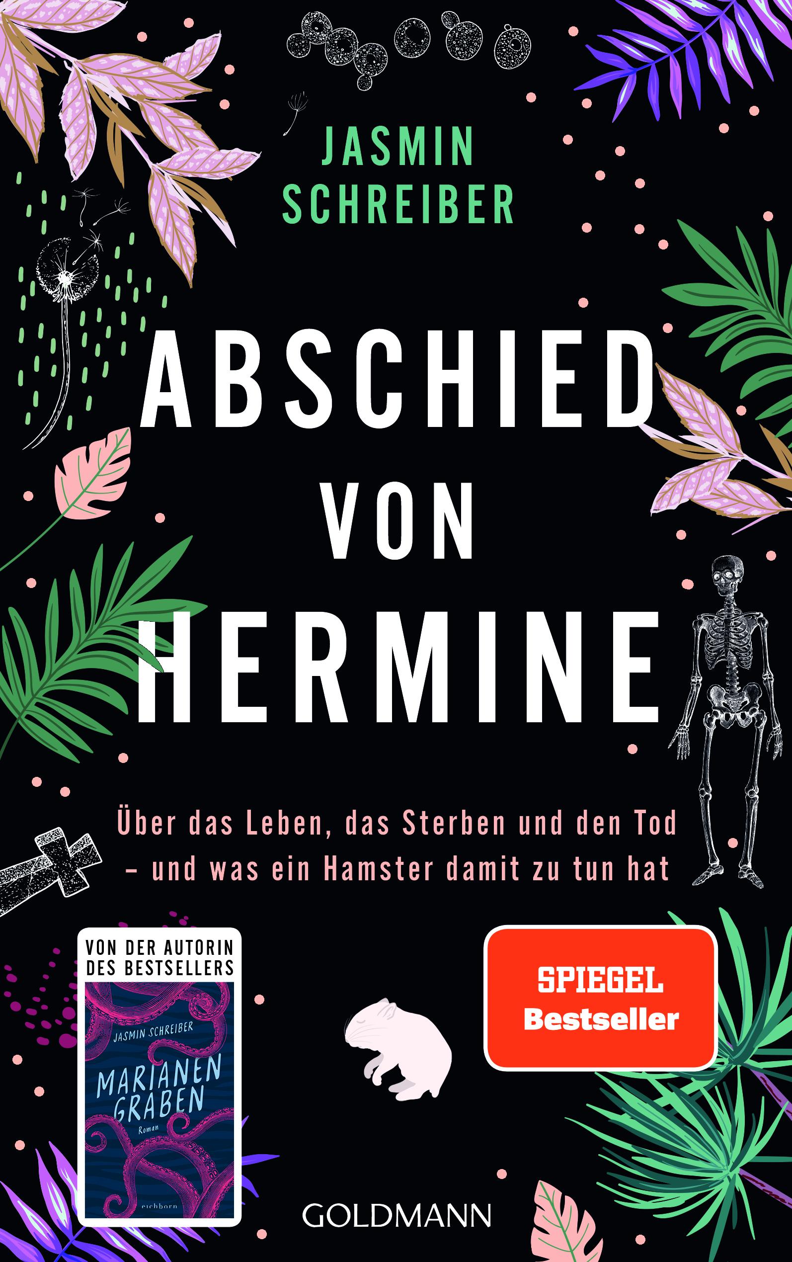 Abschied von Hermine von Jasmin Schreiber