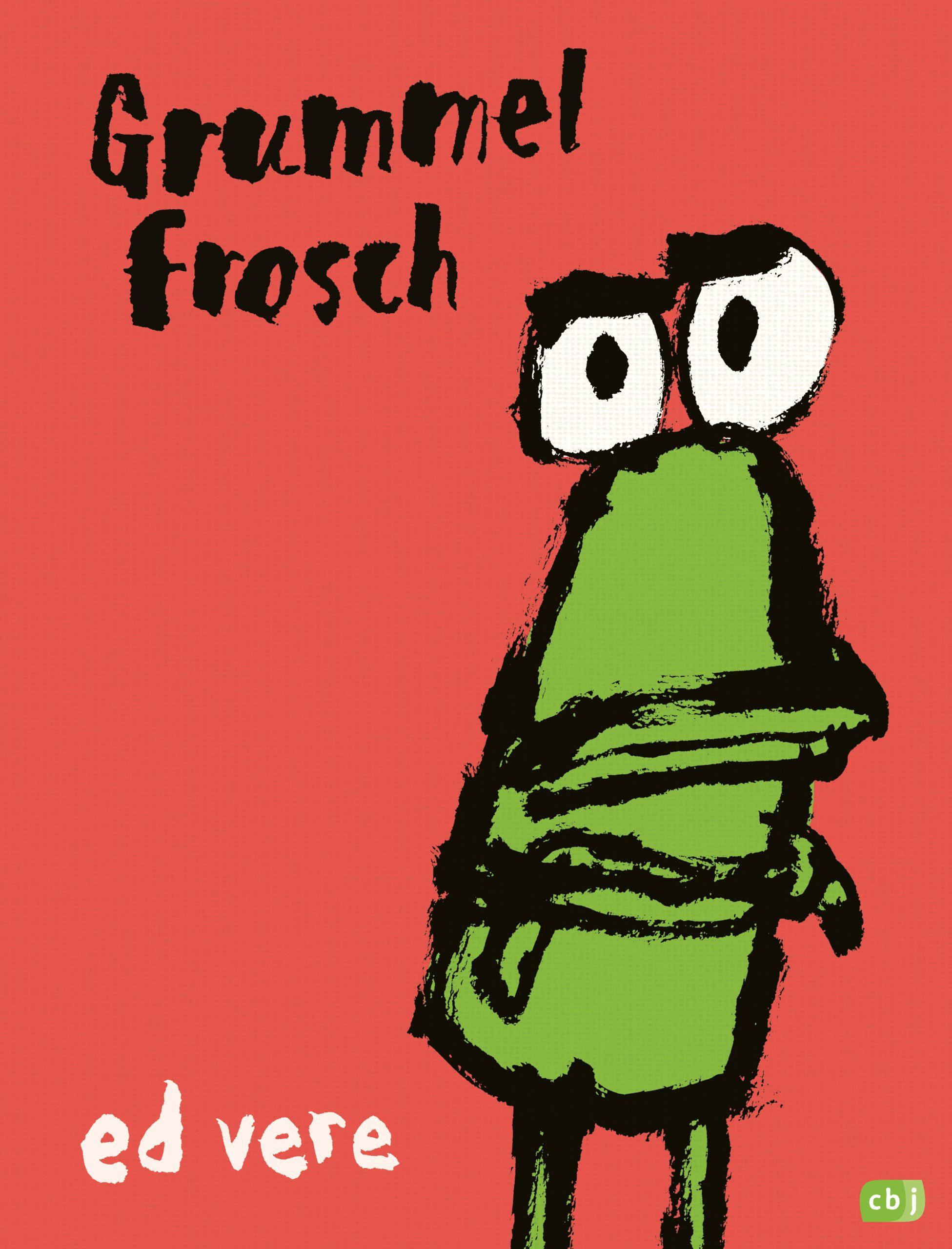 Grummelfrosch von Ed Vere