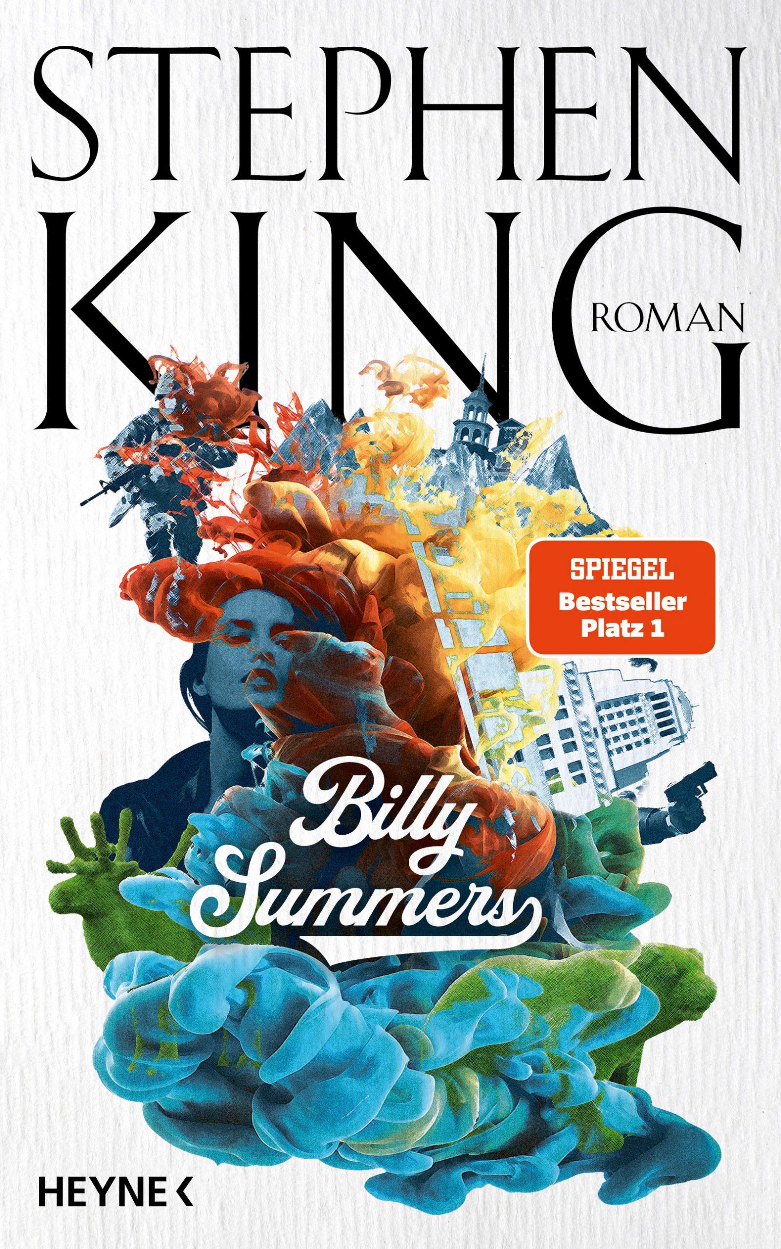 Billy Summers von Stephen King